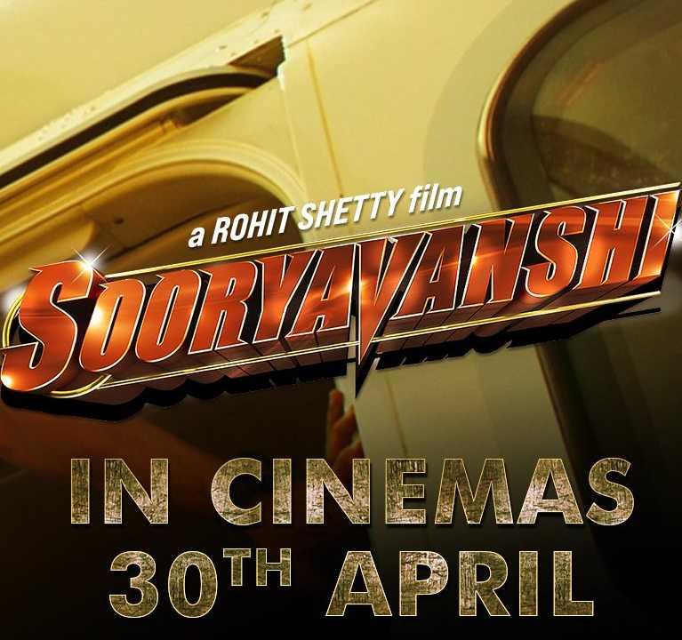 sooryavanshi movie title