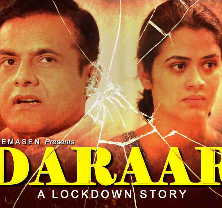 Daraar Short film poster