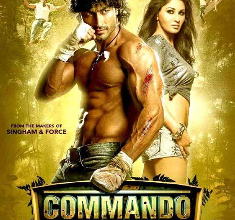 8 years of commando