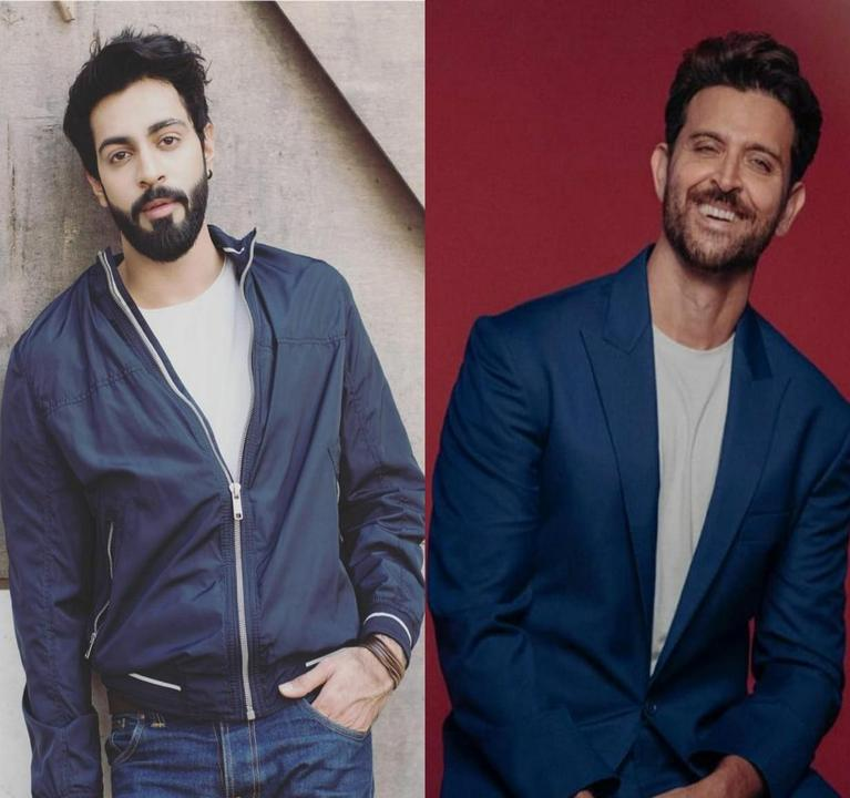 Anmol Thakeria talks about inspiration from hrithik roshan