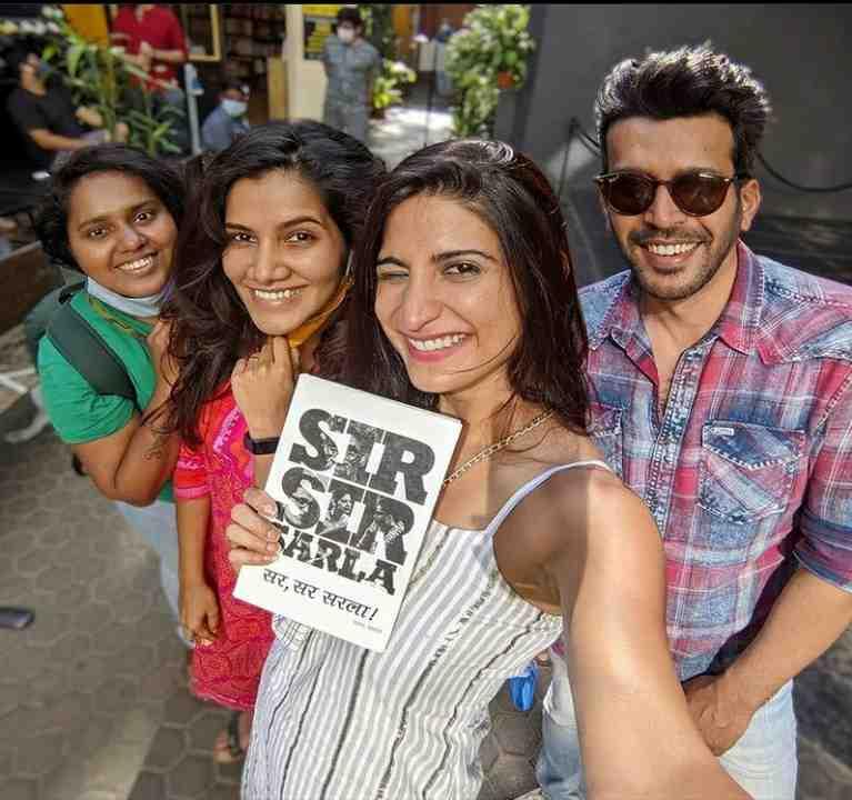 Aahana Kumra to perform 'Sir Sir Sarla' again