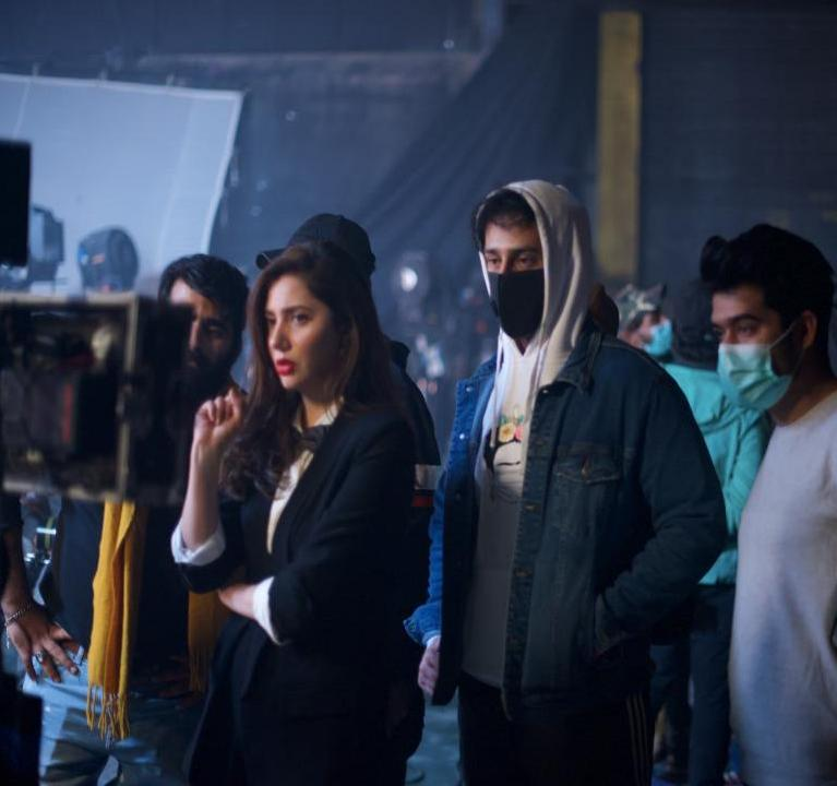 Azaan Sami Khan's new music video TU features Mahira Khan