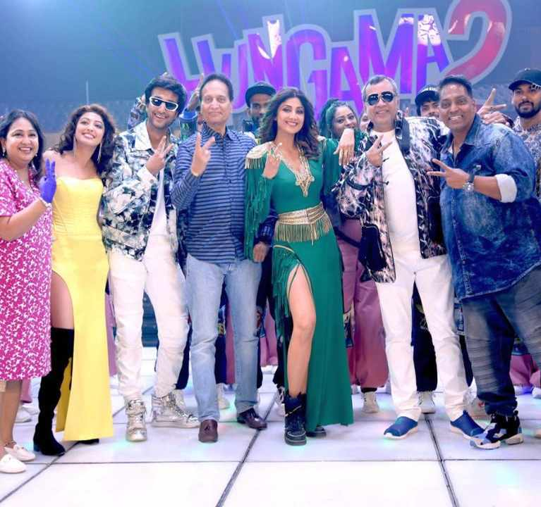 Makers of Hungama 2 confirm the release on a major OTT platform this year