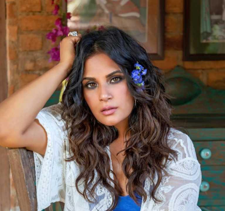 Richa Chadha starts a new social media initiative, The Kindry