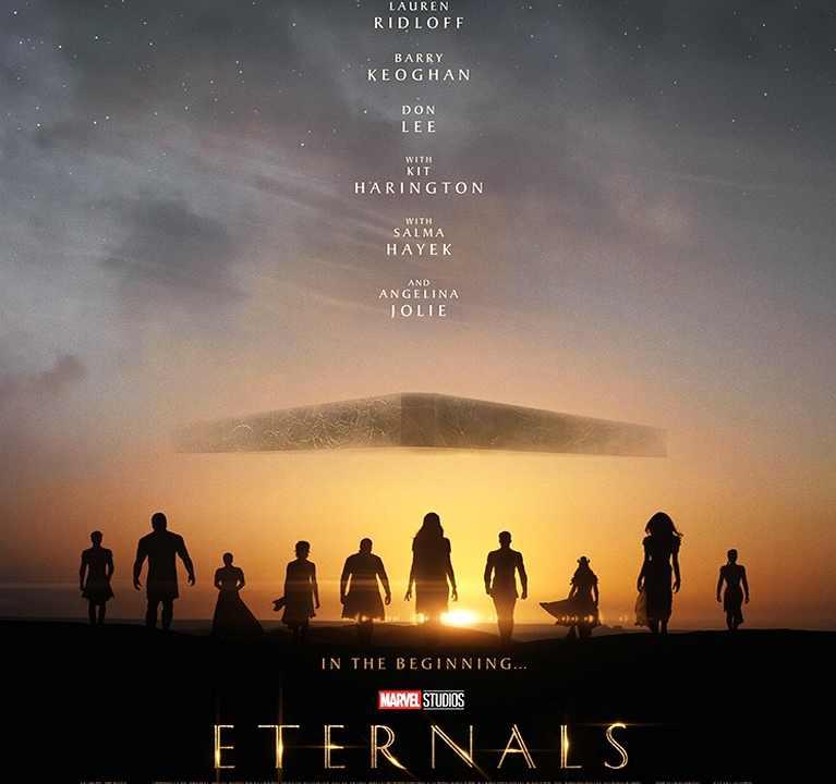 "Marvel Studio's ""ETERNALS"" Teaser Trailer & Poster Out Now!"