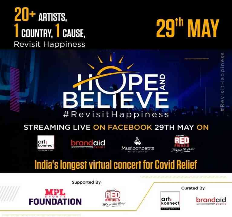 Usha Uthup, Raghav Sachar and other Bollywood artists to perform virtual concert for COVID-19 aid
