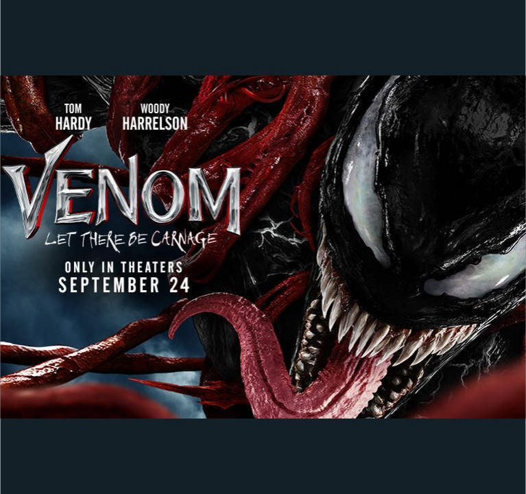 VENOM: LET THERE BE CARNAGE - Official Trailer