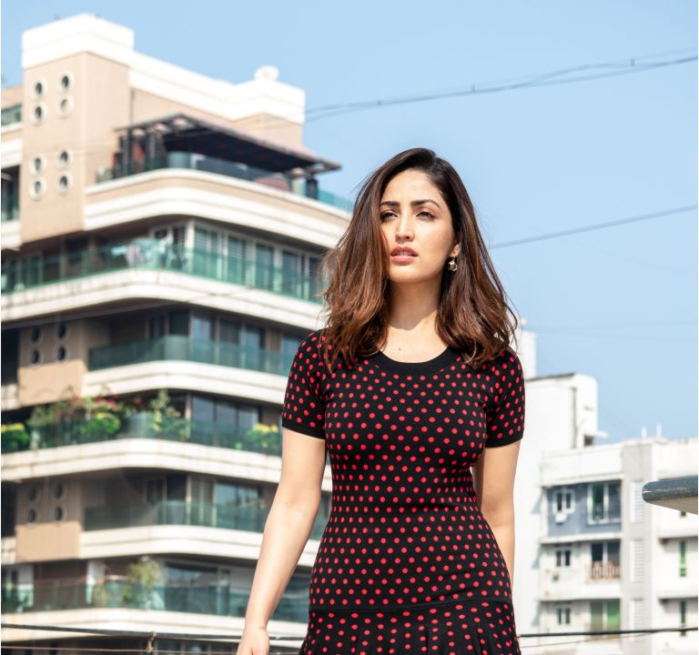 Yami Gautam is currently reading scripts while at home in Chandigarh