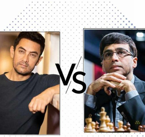 Bollywood Actor Aamir Khan Will Face Off Against Viswanathan Anand for Akshaya Patra
