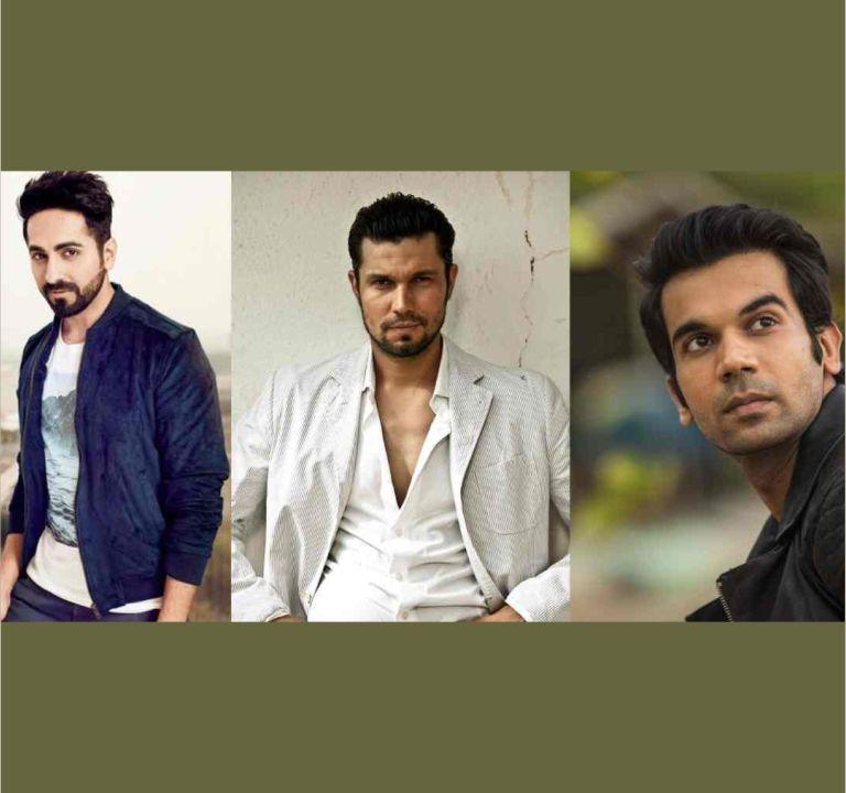 Ayushmann, Randeep and Rajkumar are the top three choices for the makers of 'Swatantra Veer Savarkar'