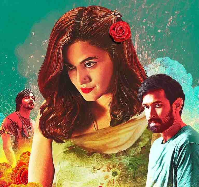 Netflix Launches the trailer of its upcoming film Haseen Dillruba