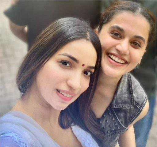 Kanika Dhillon sends out a sweet message for Taapsee Pannu